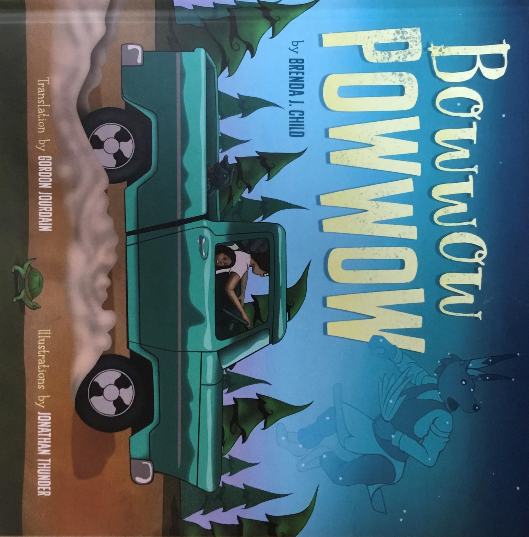 Next storywalk at Whistler Mounds Park