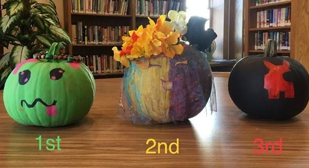 Voting Results for Pumpkins